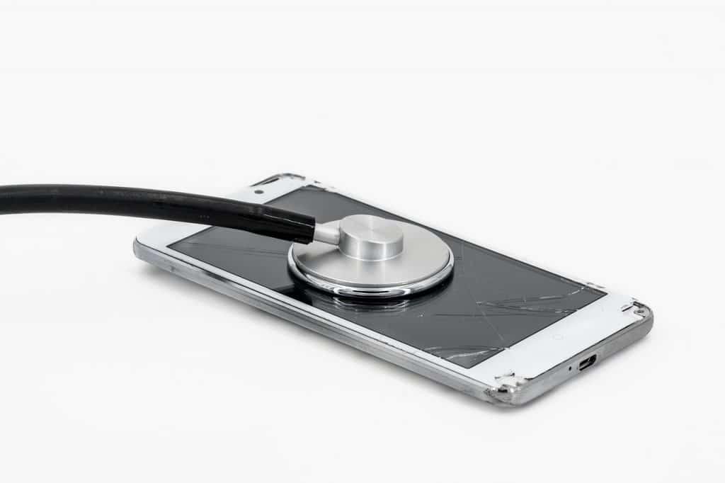 meest voorkomende smartphone ongelukken