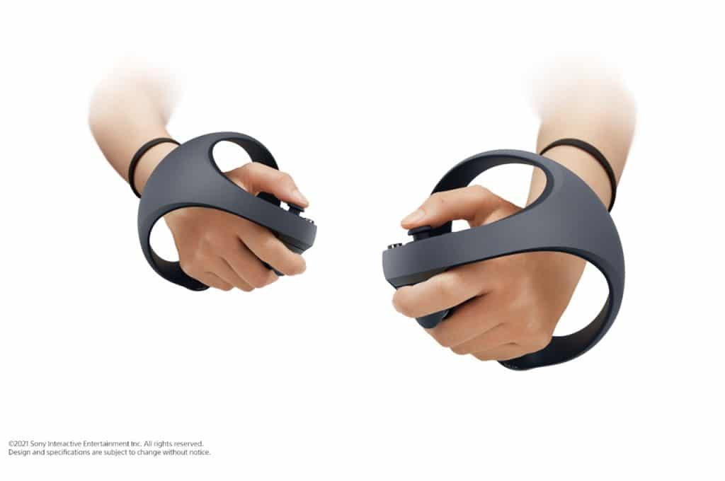 PS5 VR-controller playsation 5 virtual reality