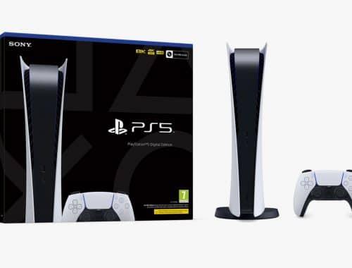 PlayStation 5 formaat grootte