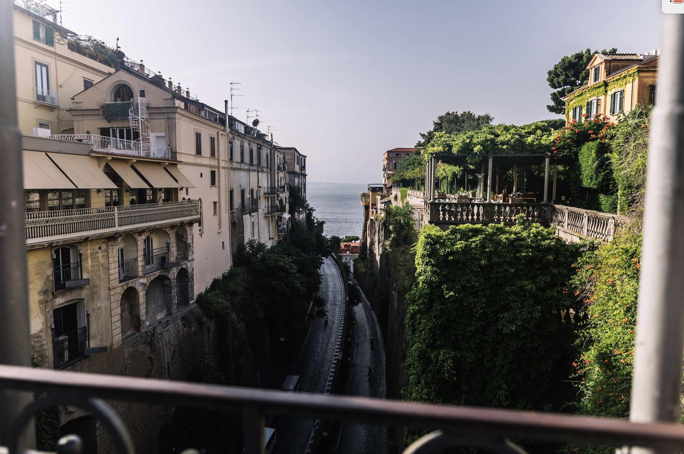 Sorrento, Amalfi, Italie