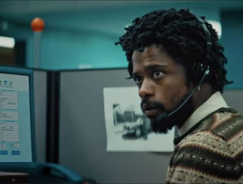 Sorry to bother You comedy film