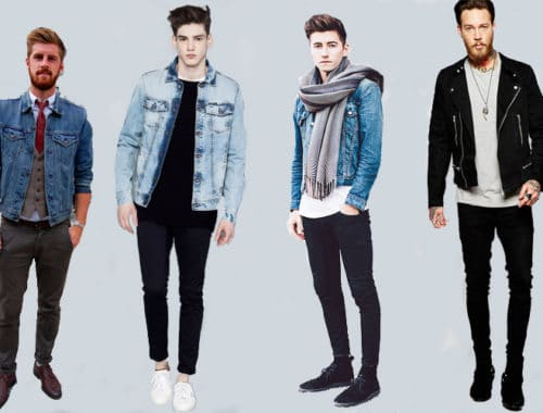 spijkerjacks dragen trends