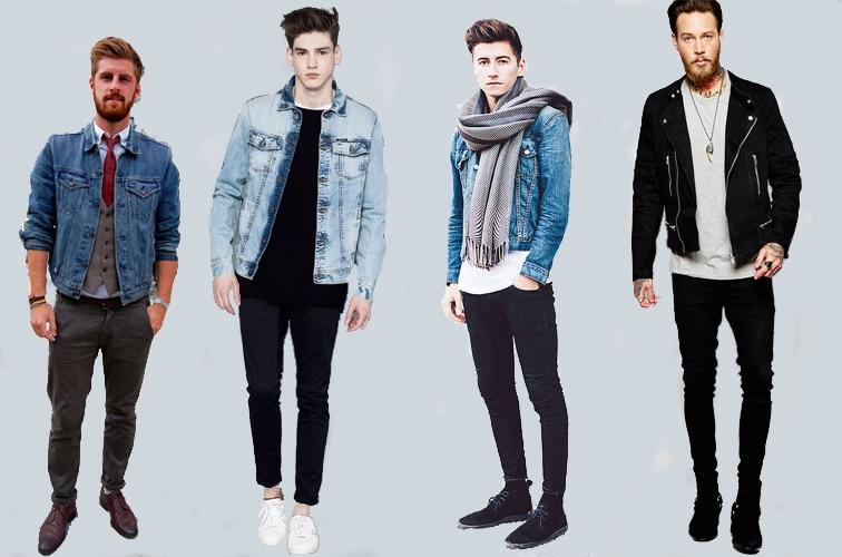 Ongekend Spijkerjacks dragen doe je zo! | TIPS | MANNENSTYLE KG-51
