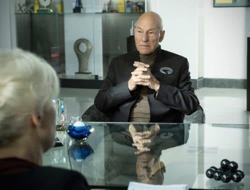 Star Trek: Picard trailer - Sir Patrick Stewart