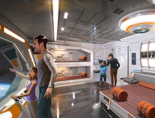 Disney World Star Wars: Galactic Starcruiser hotel: info & prijzen