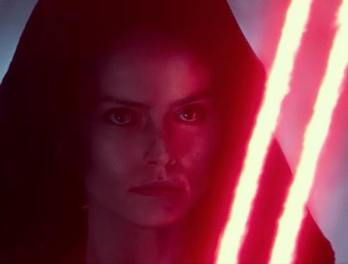 Star Wars: The Rise of Skywalker dark rey