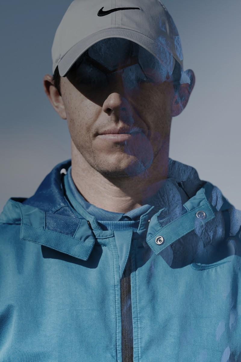Stone Island x Nike Golf technical outerwear