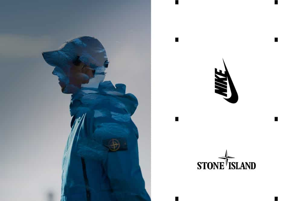 Stone Island x Nike Golf technical outerwear