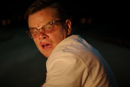 Suburbicon Matt Damon - Coen Brothers