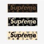 Supreme x Louis Vuitton collabo