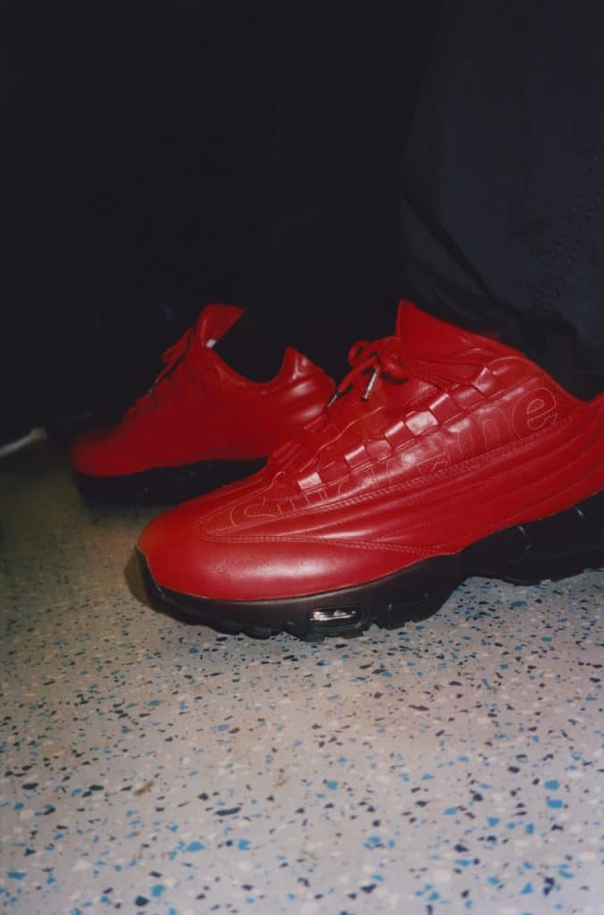 Supreme x Nike Air Max 95 Lux