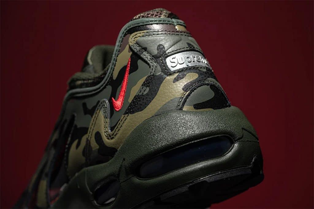 "Supreme x Nike Air Max 96 ""Camo"""