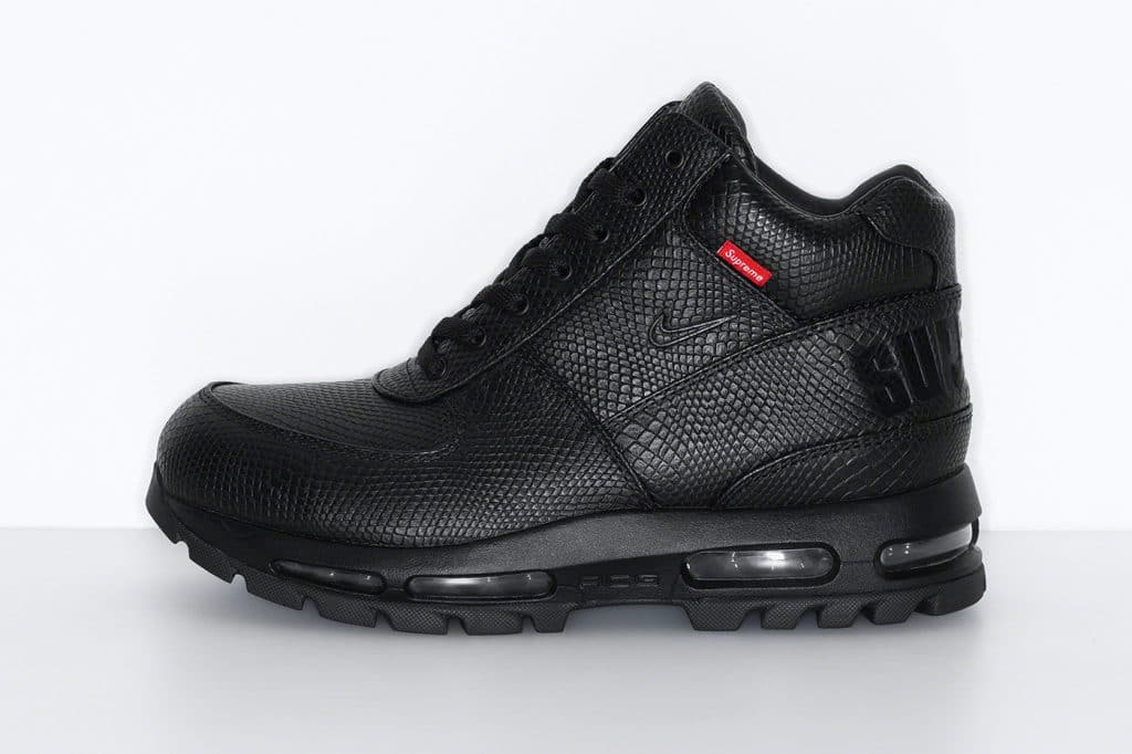 Supreme x Nike Air Max Goadome