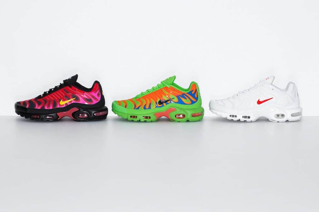 Supreme x Nike Air Max Plus TN Fall/Winter 2020