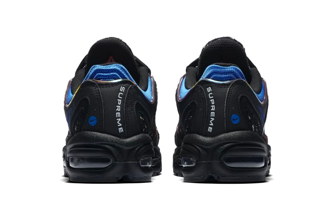 Supreme x Nike Air Max Tailwind IV