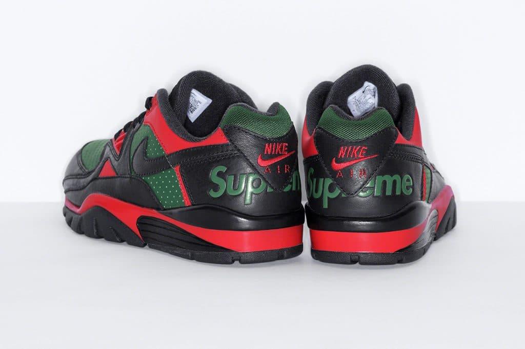 Supreme x Nike Cross Trainer Low Fall 2021