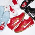 Supreme x Nike SB Gato FW18
