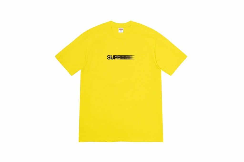 Supreme Summer 2020 T-Shirts