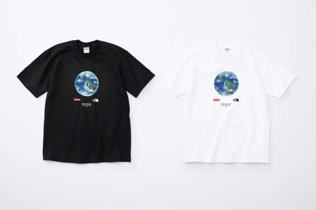 Supreme x The North Face Spring 2020 Drop 2 One World Tee