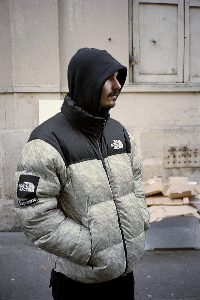 Supreme x The North Face Winter 2019 Nuptse Collection