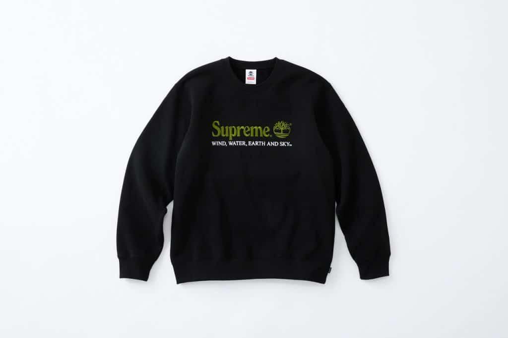 Supreme x Timberland Spring 2020