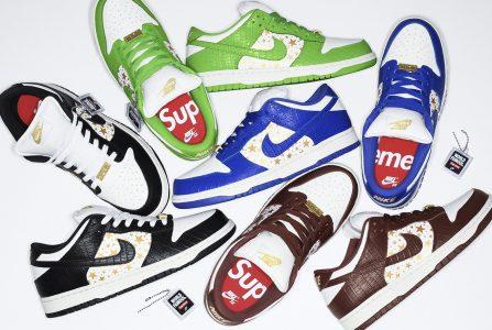 Supreme x Nike SB Dunk Low Spring/Summer 2021 release datum prijs