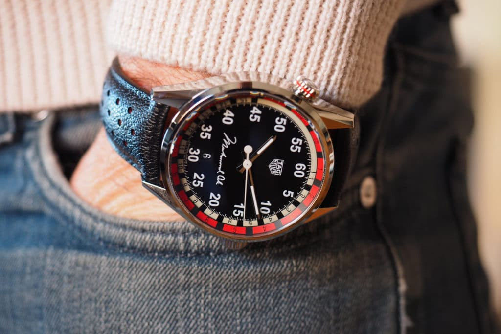 TAG Heuer Special Edition Mohammed Ali