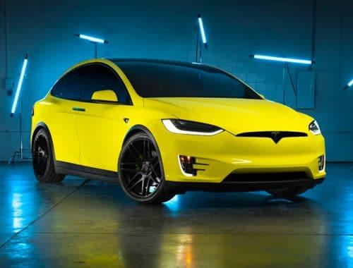 Tesla autowrapservice