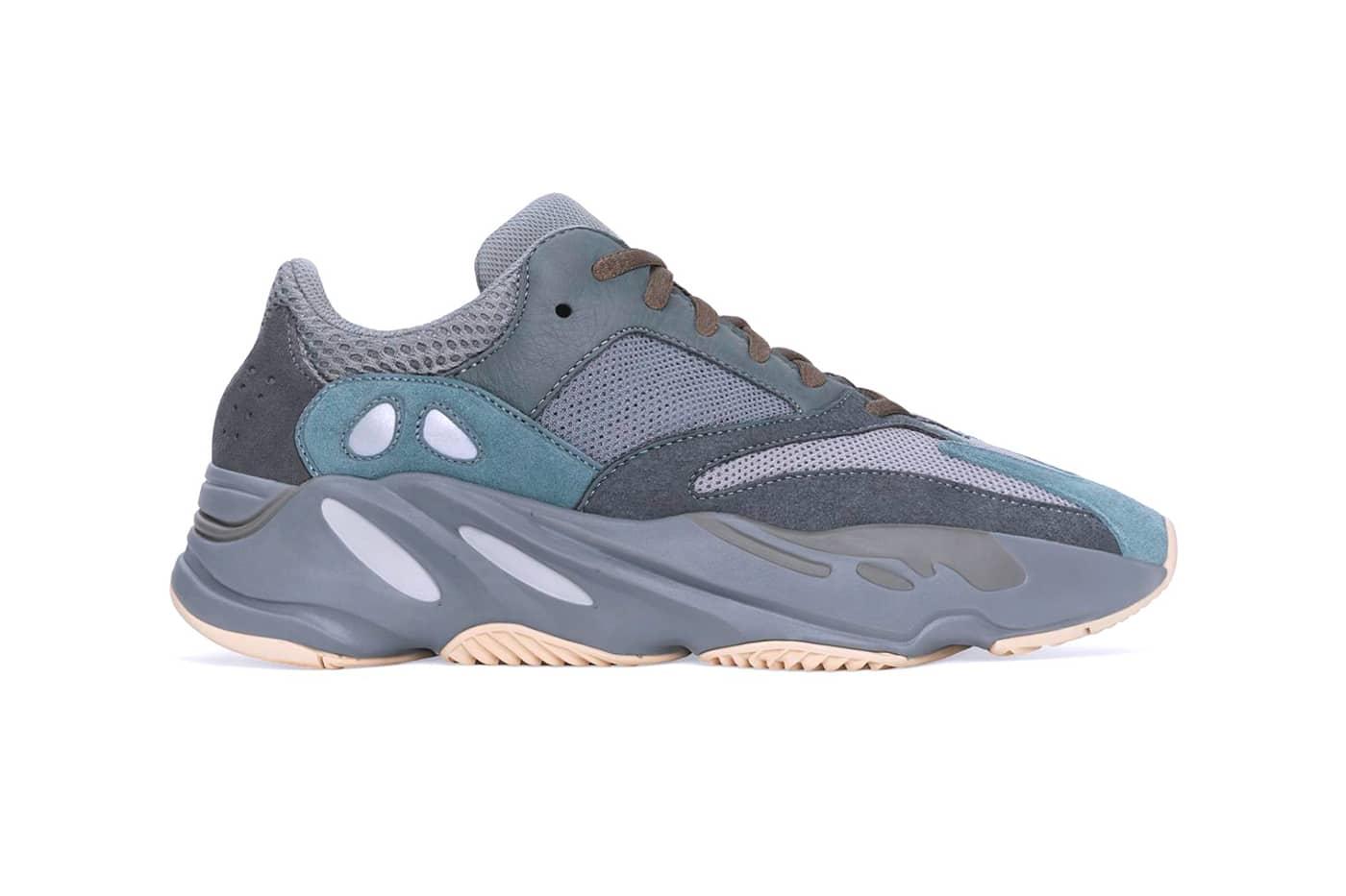 adidas YEEZY BOOST 700 Teal Blue releasedatum