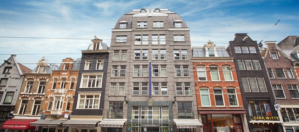 The Albus hotel Amsterdam