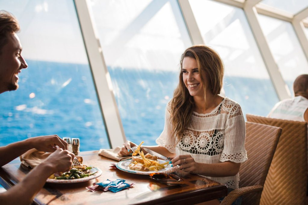 the ark sterrenchefs cruise festival