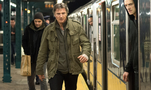 The Commuter trailer Liam Neeson