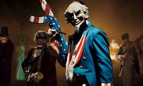 The First Purge trailer film