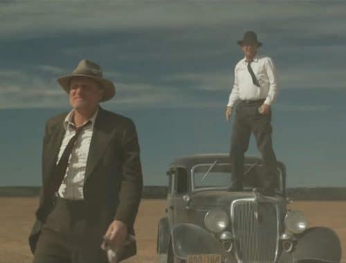 The Highwaymen trailer - netflix - Woody Harrelson & Kevin Costner
