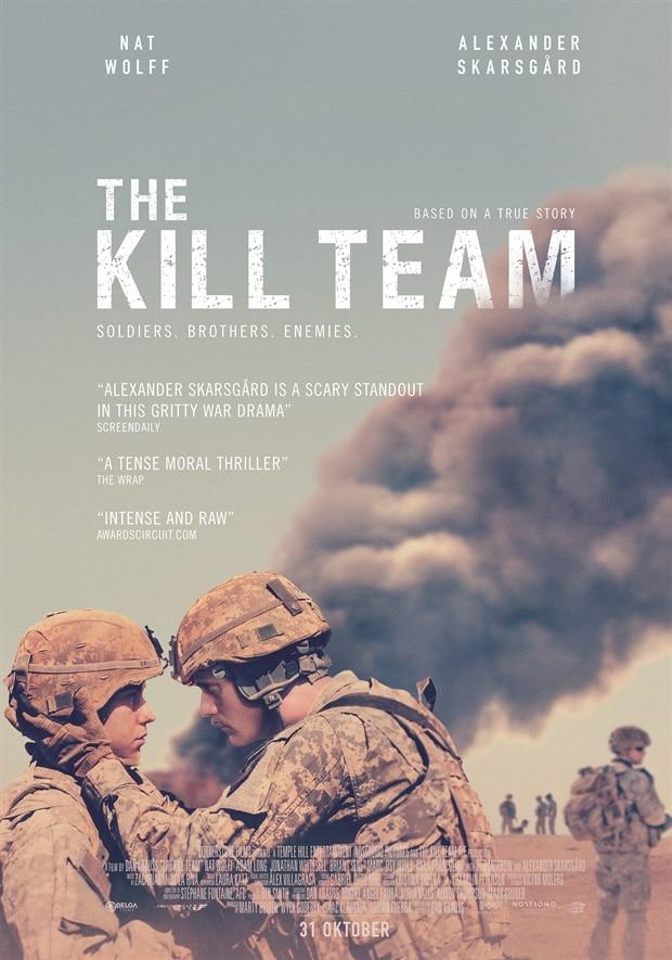 the kill team poster nl