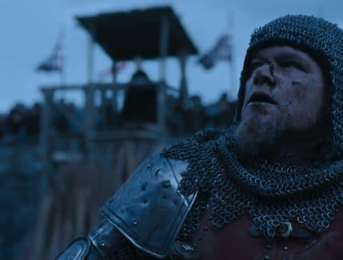 The Last Duel - Ridley Scott - Matt Damon - Adam Driver trailer