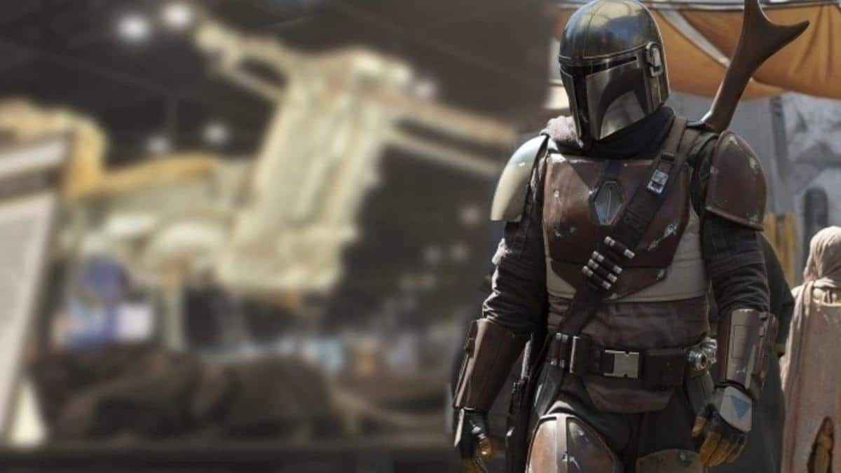 Disney plus alle films series - the mandalorian