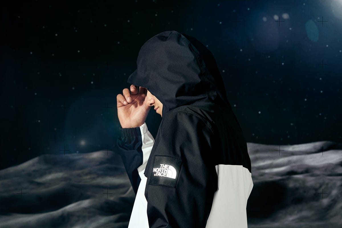 The North Face Lunar Voyage-capsule collectie