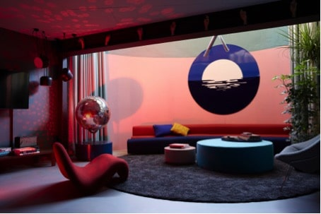 the student hotel playroom