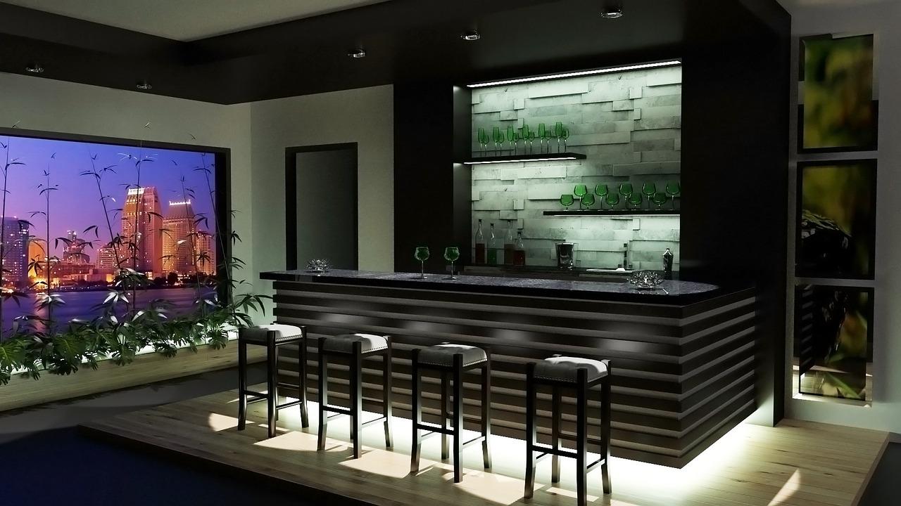 thuis een bar inrichten thuisbar tips