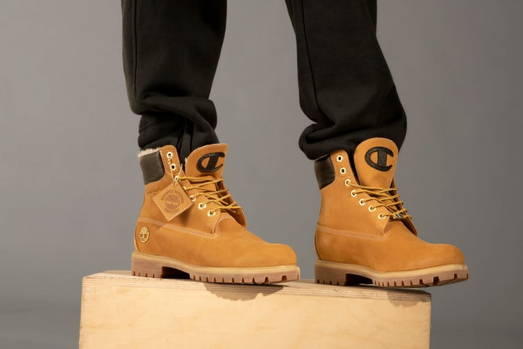 Timberland x Champion Luxe Pack & Sport Pack 6-Inch Boot