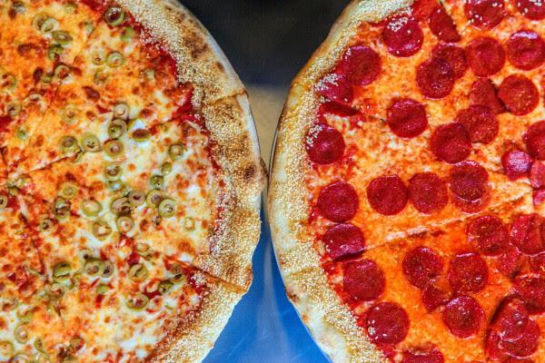 Toni Loco pizza Amsterdam