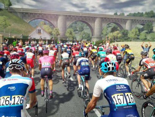 Tour De France 2021 game winnen