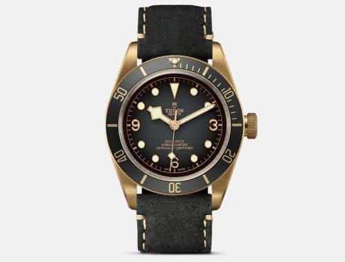 Tudor Black Bay Bronze horloge Slate Grey