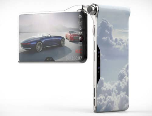 Turing HubblePhone smartphone