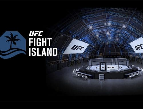 UFC Fight Island Abu Dhabi UFC
