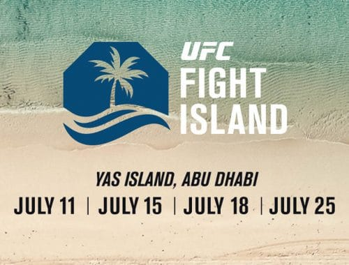 UFC Fight Island video