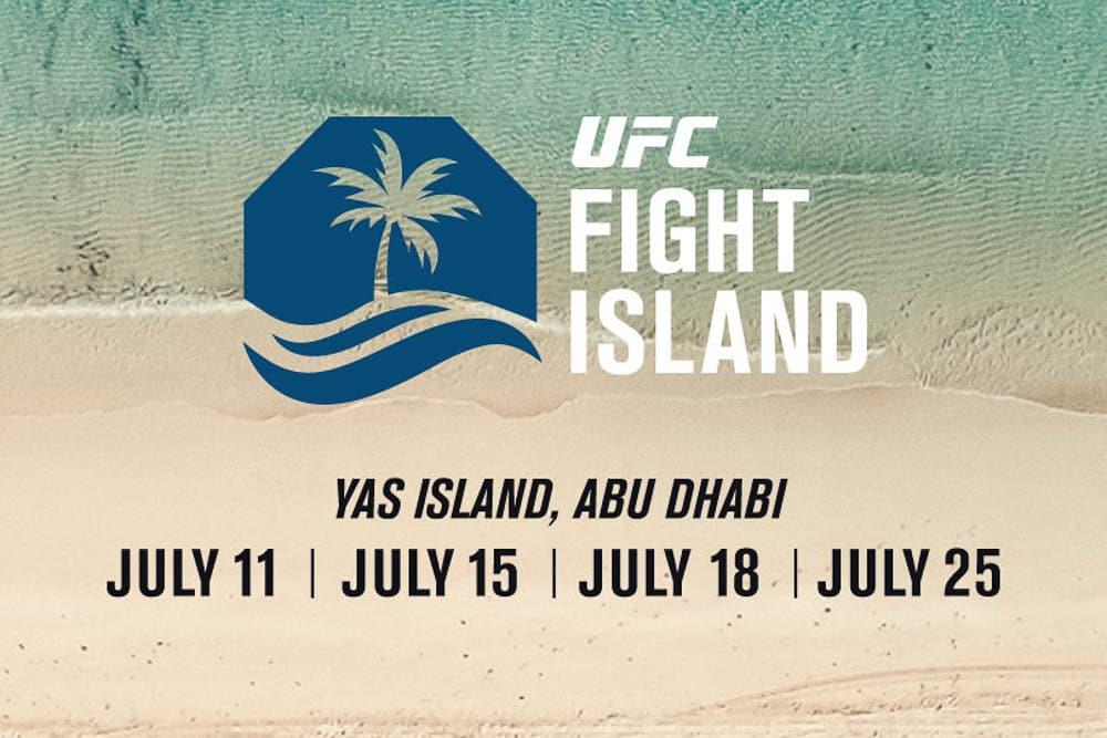 UFC Fight Island video