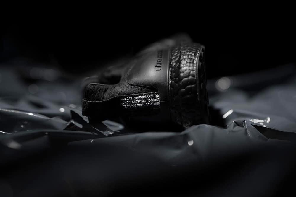 UNDEFEATED x adidas UltraBOOST Triple Black