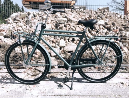 Union Load fiets recensie